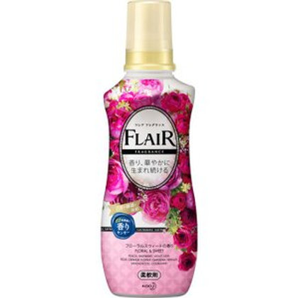 Kao Flair Fabric softener (Pink Raspberry) 570ml