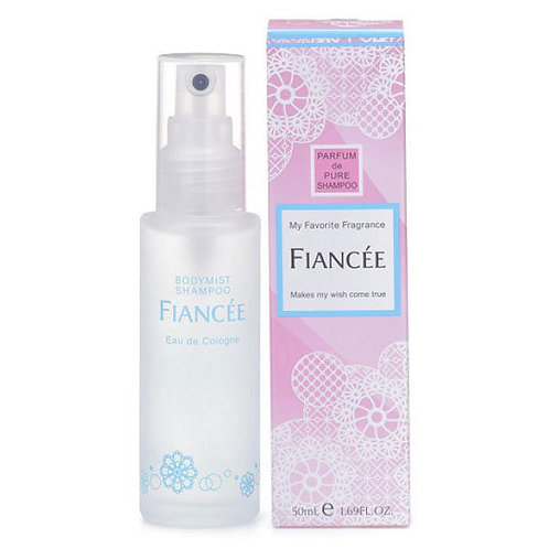 Fiancee Body Mist Pure Shampoo 50Ml