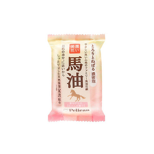 Pelican Soap Family Horse Oil Soap