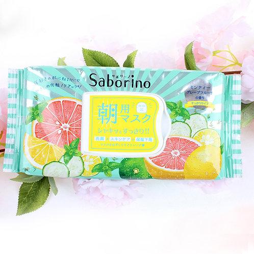 SABORINO Minty Grapefruit 32pc