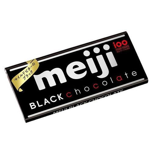 meiji BLACK chocolate 50g