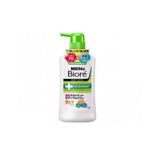 KOSE Men's Biore DeodorantBody Wash skin care 440ml