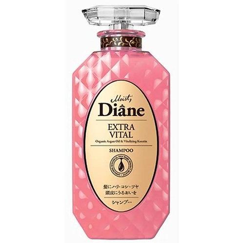 Moist Diane Extra Vital Shampoo 450Ml