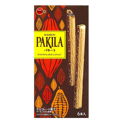 BOURBON PAKILA (WAFERS WITH CHOCOLATE)