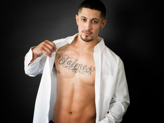 LatnBadBoyz Model Hugo Jaimes