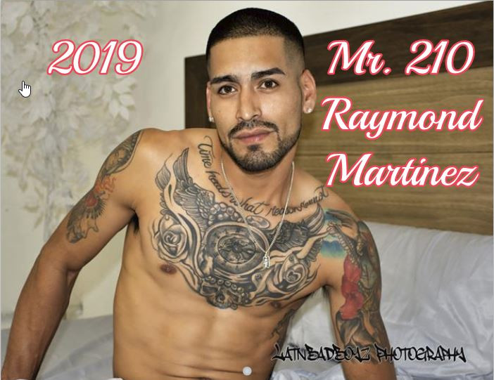 12 Months of 11'' X 8.5'' CALENDAR Photos for all of 2019 to enjoy of your favorite LatnBadBoyz Model. This is a pre-order they will not ship until October 5th if not sooner. You will receive an email with your confirmation of your shipment once it ships. LatnBadBoyz is not responsible for shipments to wrong addresses. If you provide the wrong address you are responsible for paying shipping charges and there are NO Refunds due to buyers error.