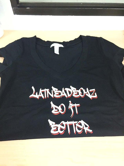 LatnBadBoyz Women Shirts