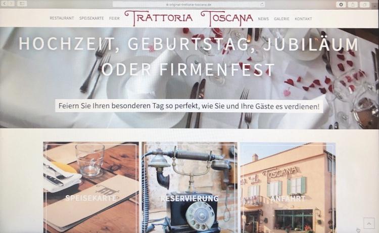Kunde: Trattoria Toscana