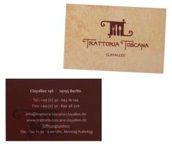 Kunde:Trattoria Toscana