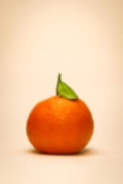 Photographie culinaire de clémentine