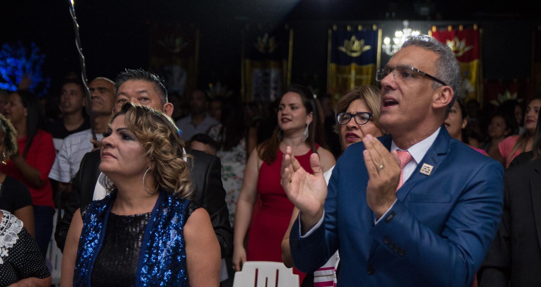 Apóstolos Manoel e Elma Cunha