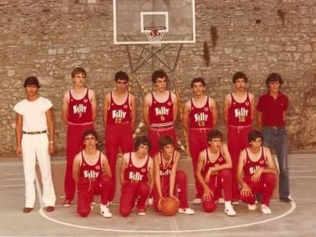 I tecnici Olimpia del Settore Giovanile: Claudio Bardini.