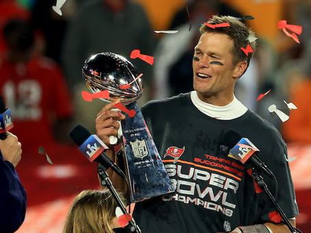 Super Bowl 2021.