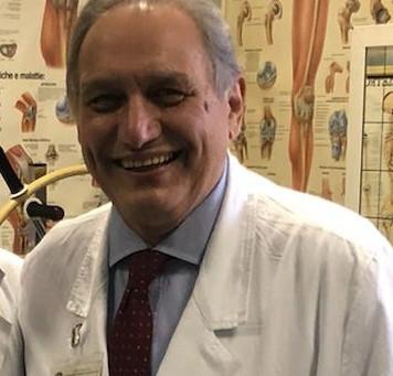 I medici della mia Olimpia: il Prof. Giuseppe Mineo.