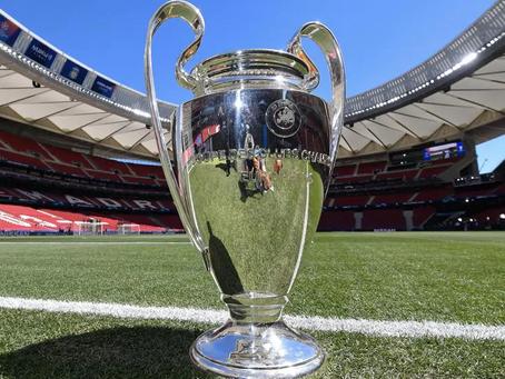 Soccer, European Super league.