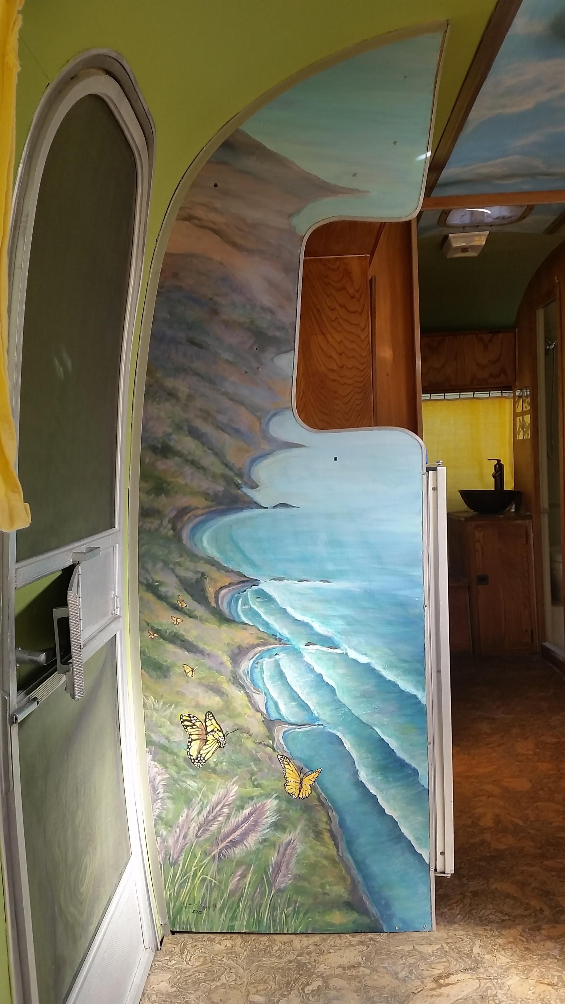 Big Sur Panel
