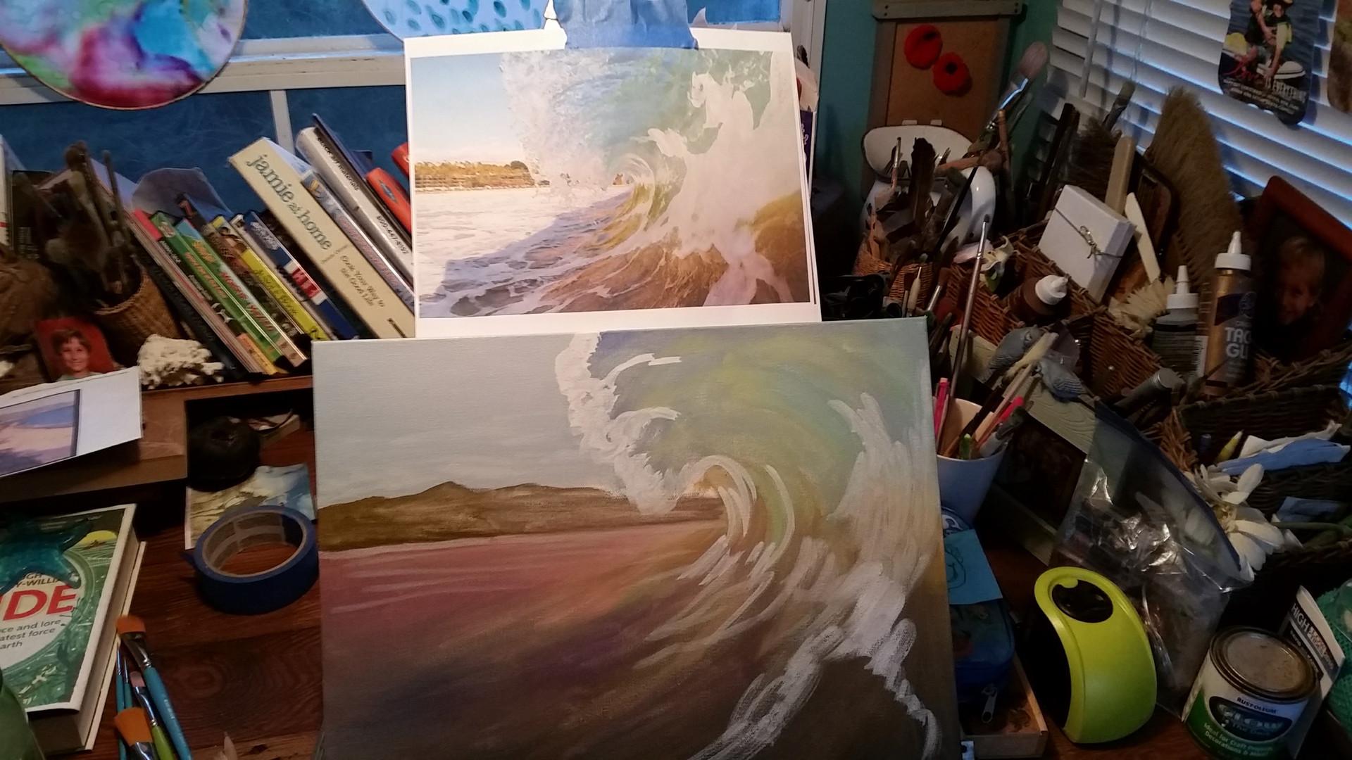 Rainbow Surf