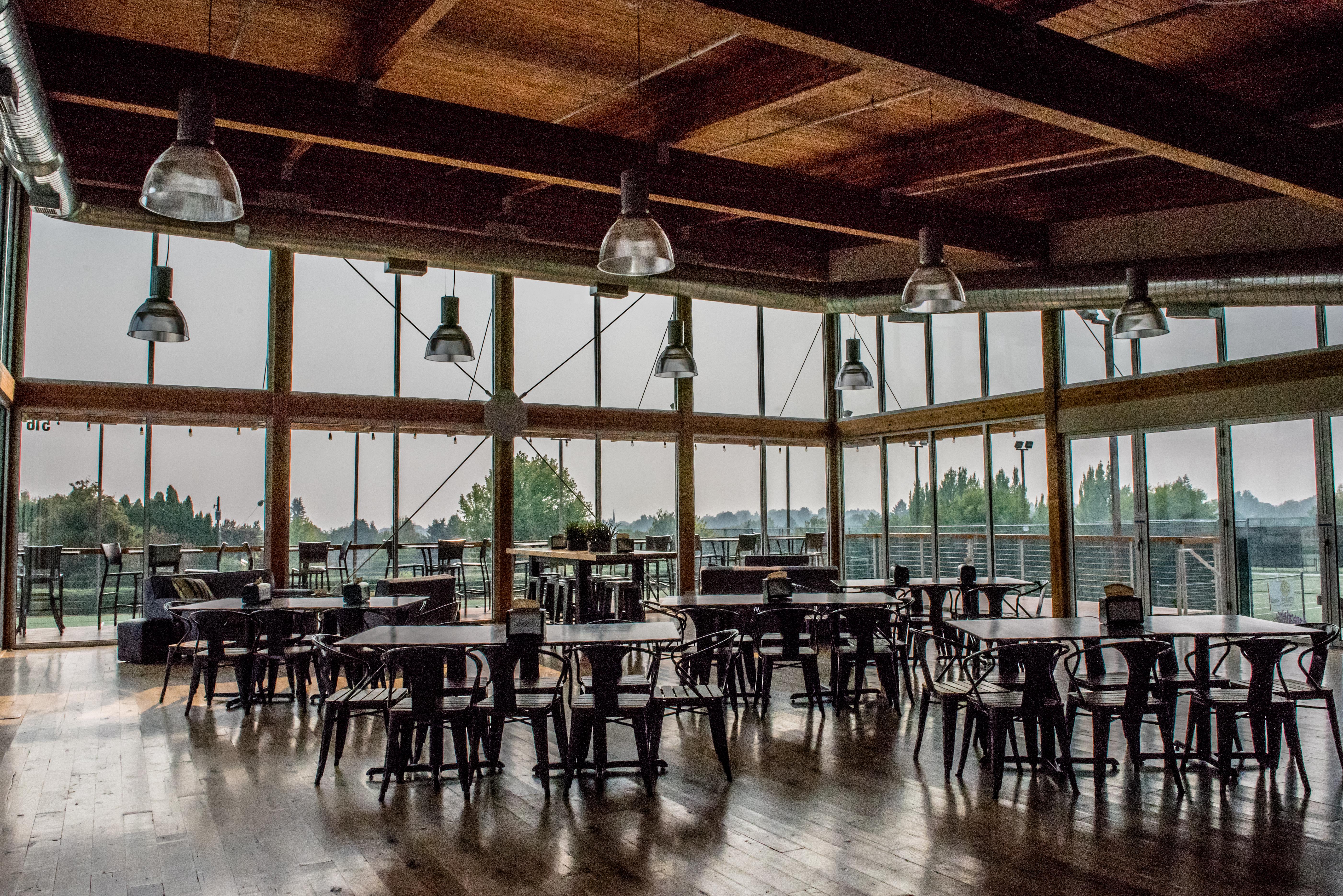 Club Interior Set Up