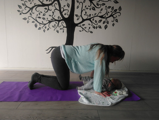 Ilmoittautuminen alkanut vanhempi-lapsi-jooga ja lasten jooga -kursseille