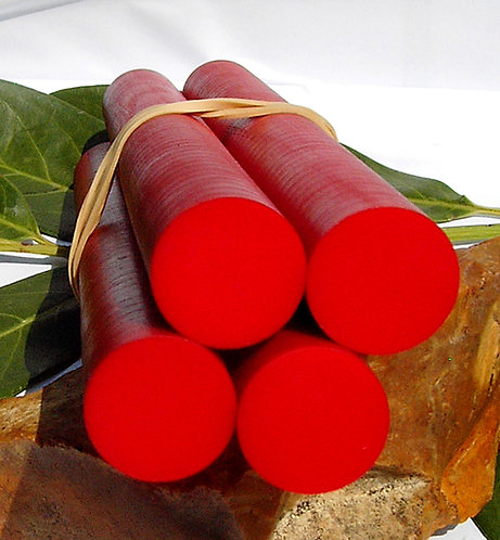 RODS RED PLAIN ***DISCOUNT***