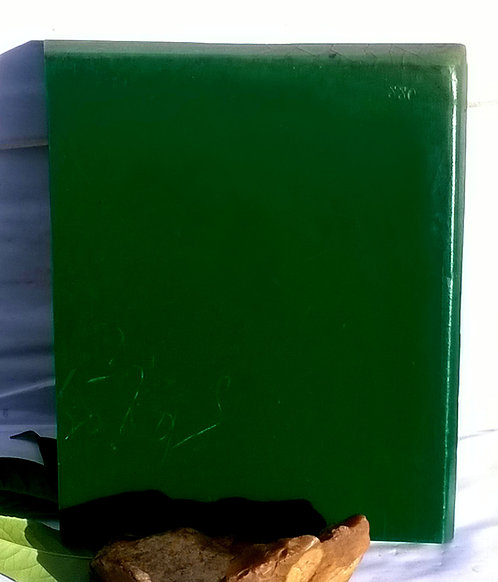 EXCEPTIONAL PLATE GREEN Wide Thickness