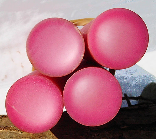 4 Rods **  PINK  ** Center Pearl