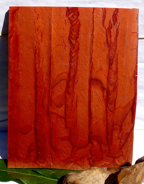 ** SUPERB Block Old GALALITH ** BROWN TAN  MARBLED