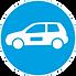 Symbol Fahrzeugbeschriftung