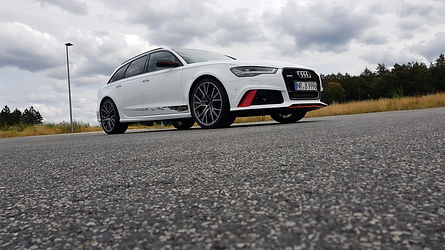 Carwrapping Audi RS6