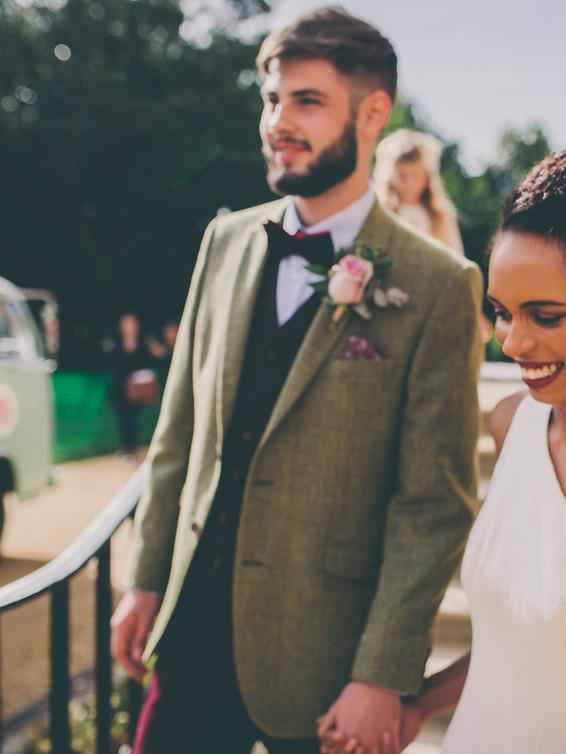 1960s Beaded Chiffon Vintage Wedding Dress
