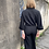 Thumbnail: Epic 1970s Cotton Twill Jumpsuit