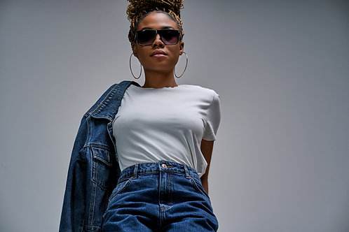 Classic Tees - Women (100% recycled)