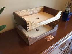 Custom file boxes