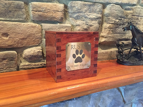 Keepsake Box/ Pet Urn
