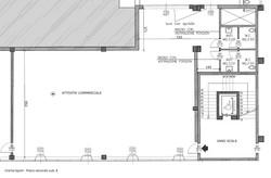 Ufficio Crema Sport - Piano secondo sub. 8