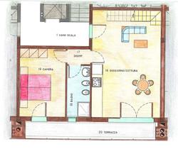 Appartamento H -  p.t.