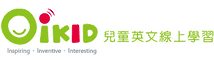 oikid english logo