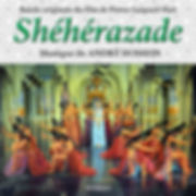 Shéhérazade CD cover