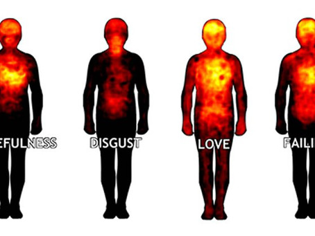 Science confirms subjective feelings as sensations in the body