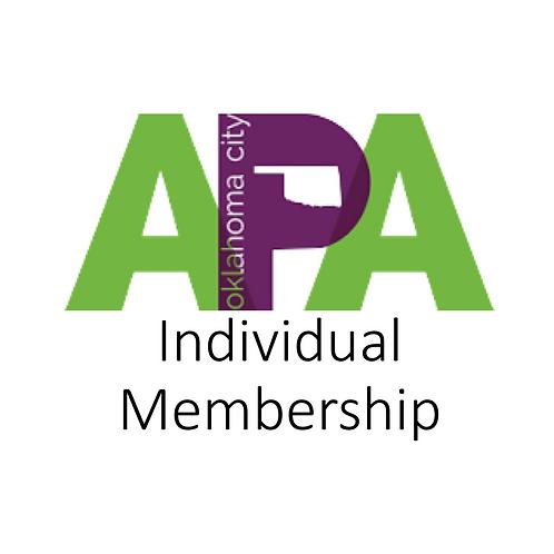 Individual Membership for Non-National Members
