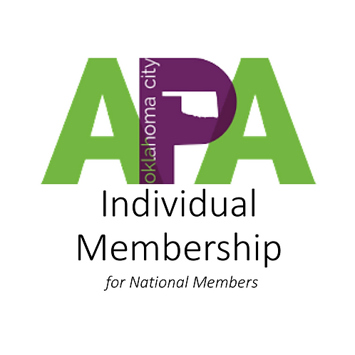 Individual Membership for National Members
