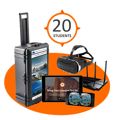 Google Expeditions 20 Kit