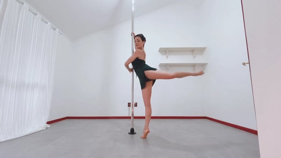 Tango with Pole