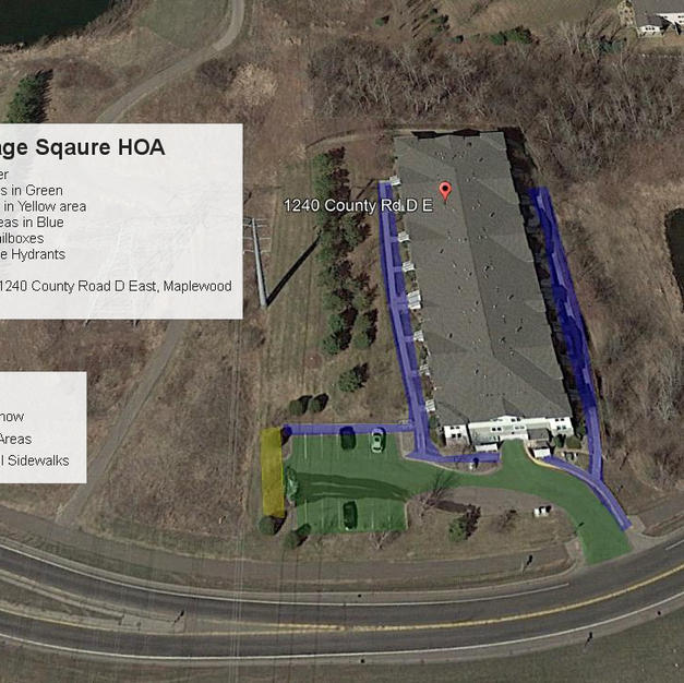 Heritage Sqaure Map 1 of 2