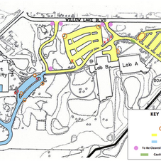 HB Fuller Plowing Map