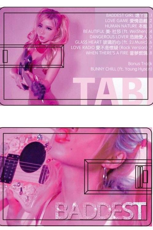 2020 TABI 搖滾電音專輯 (USB)