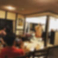 #ペンションLuaのライブイベント開催しました😃 #ご参加頂いた皆様ありがとう