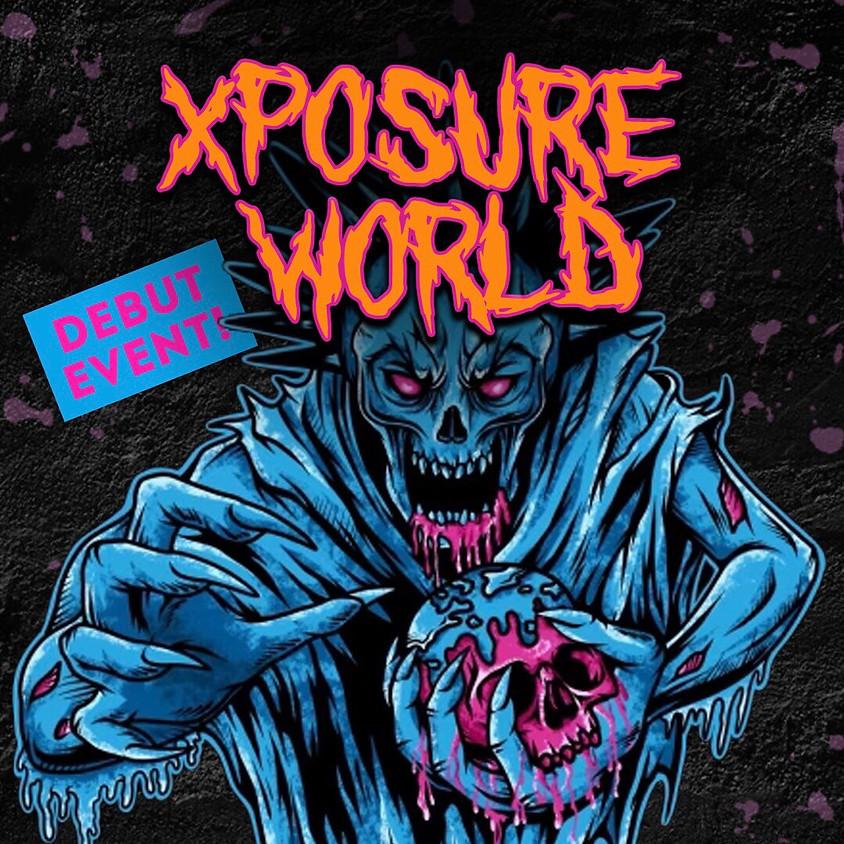 Xposure World Debut Concert