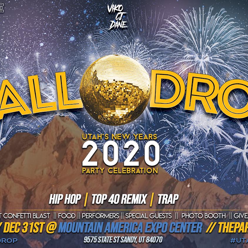 BALL DROP 2020 - Buy Tix @ Door