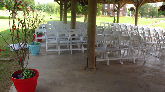 Outdoor Weddings at Dwight Mission